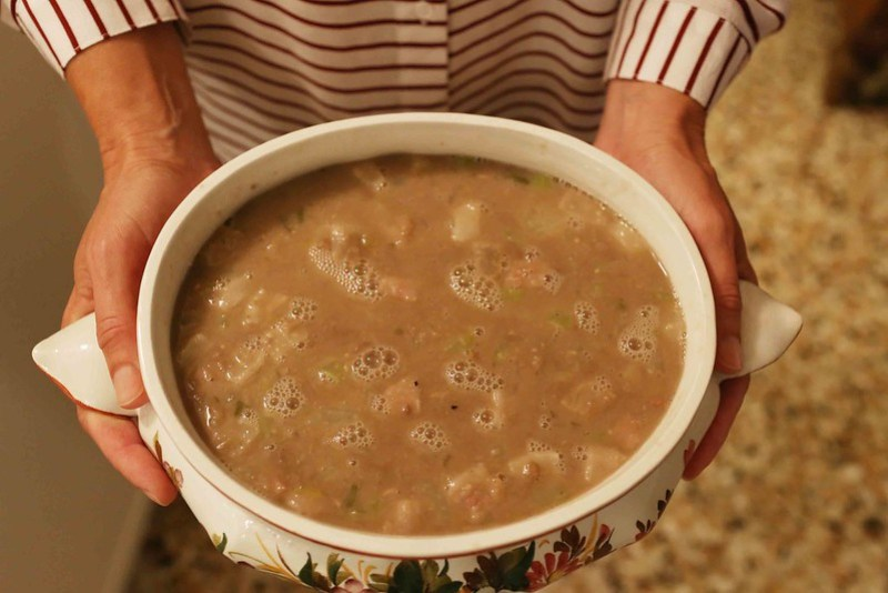 Julia Child in Venice – Martina Gerotto Cooks Pasta e Fagioli in Memory of Gina Mondovecchi, Near S. Giobbe Church