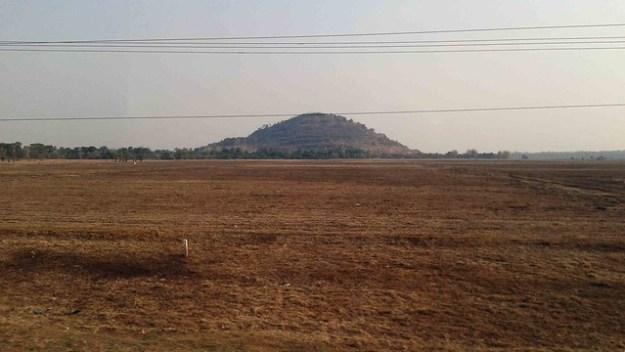 Cambodia Has A Hill