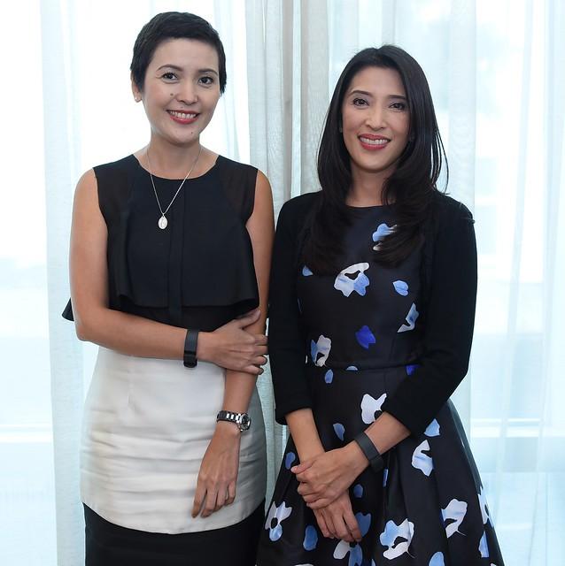 – Breast cancer survivor Frances Yu and sister Crickette Tantoco