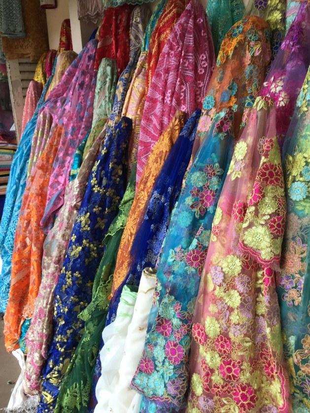fabric bogyoke market yangon AlexExplorestheWorld