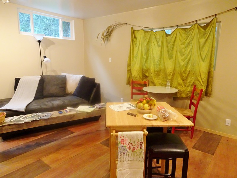 Airbnb Trinidad California - the tea break project solo travel blog