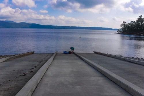 Lake Jocassee with Bennie Waddell-25