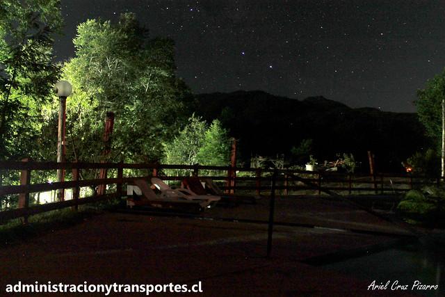 Termas Manquecura (Liquiñe, Chile)