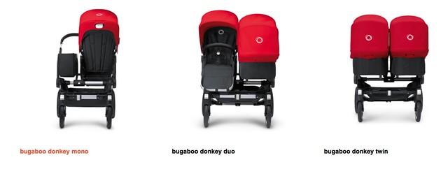 bugaboo donkey mono duo twin