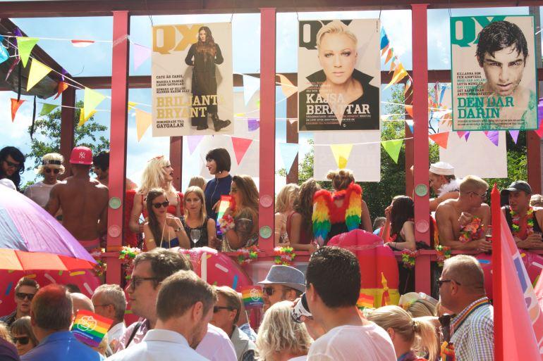 Stockholm Pride QX