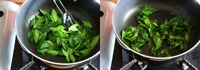curry leaves rice 3