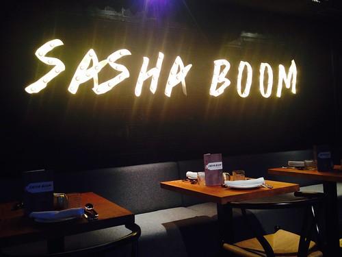 Sasha Boom, Chamberí. Madrid