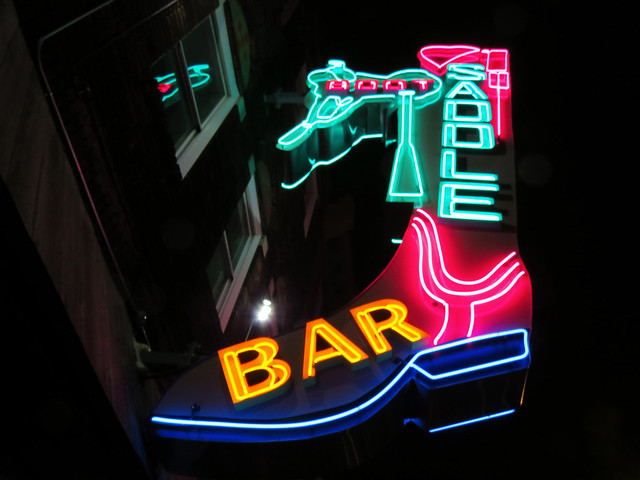 The Boot & Saddle Bar