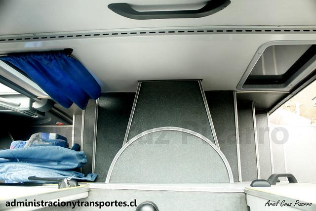 Cabina Metalsur Starbus 2