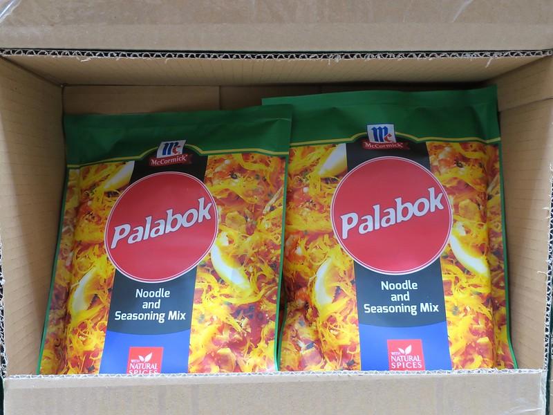Palabox mix, Php 119