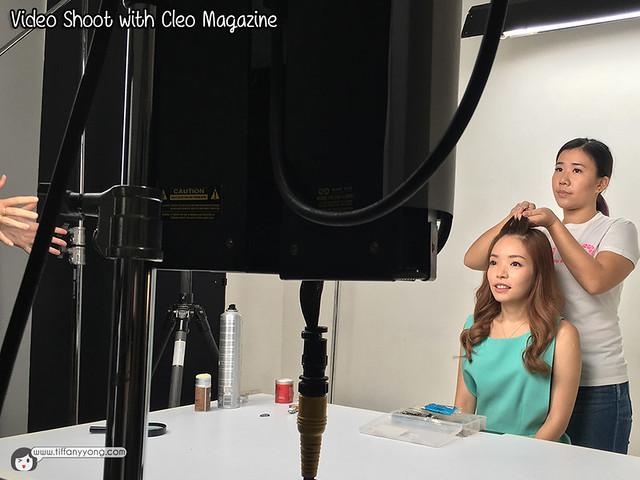 Cleo Magazine Tiffany Yong