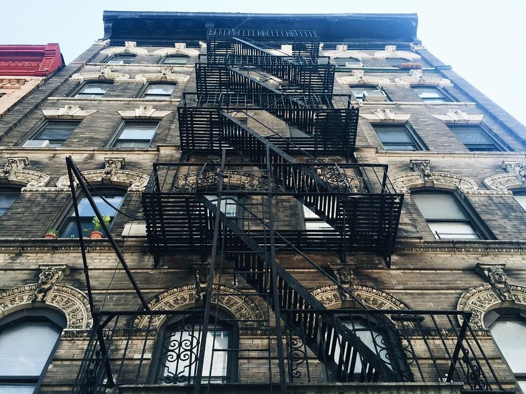 Williamsburg NYC architecture