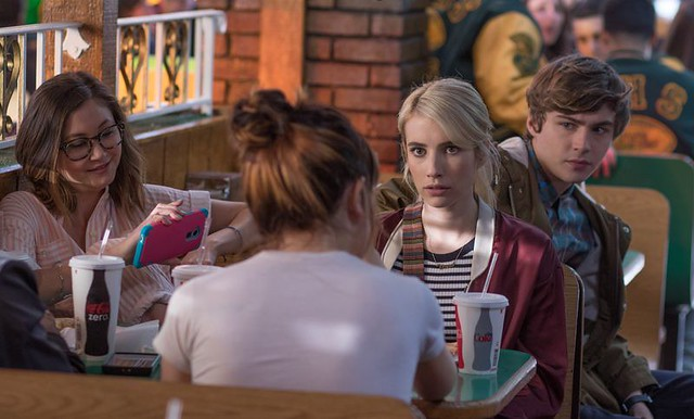Nerve Movie Still Emma Roberts