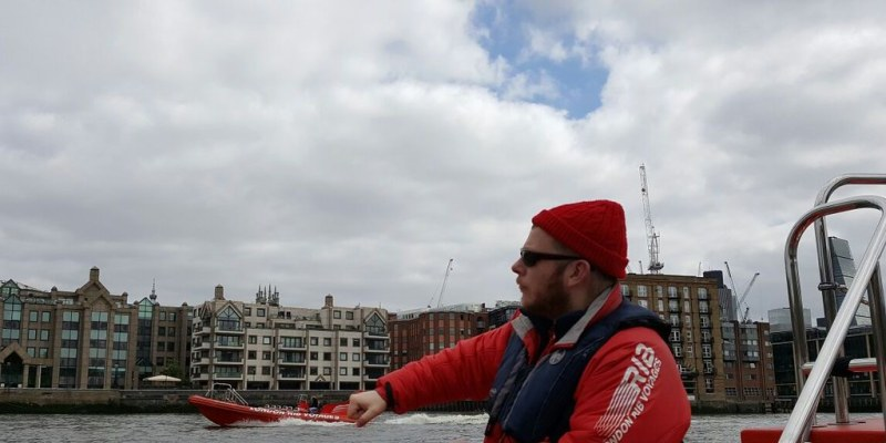 3 Our guide Rory from Thames Rockets