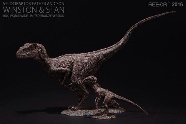 07 Raptor Rebor 2016 'Winston' e 'Stan'