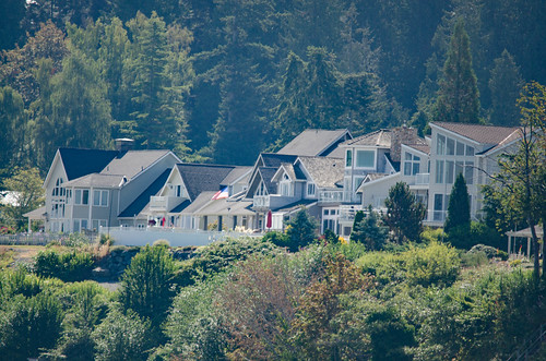 Samish Island Mansions
