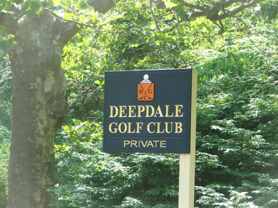 Playing the Top 100 Golf Courses in The World  Deepdale Golf Club Deepdale Golf Club