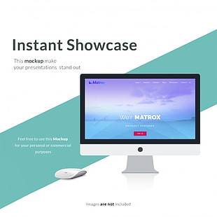 Computer Screen On White Room Mock Up Psd File Free Graphics Uihere