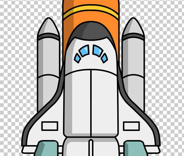 Spacecraft Rocket Cartoon Spaceship Png Clipart Free Cliparts