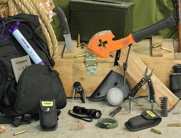 Lansky T.A.S.K. Apocalypse Survival Kit :: via werd.