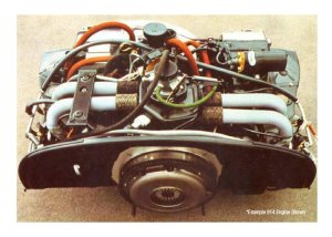 Porsche 914 Rebuilt Engines Results