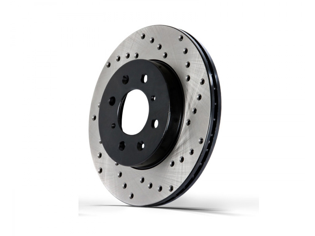 Slotted Wheels Superior
