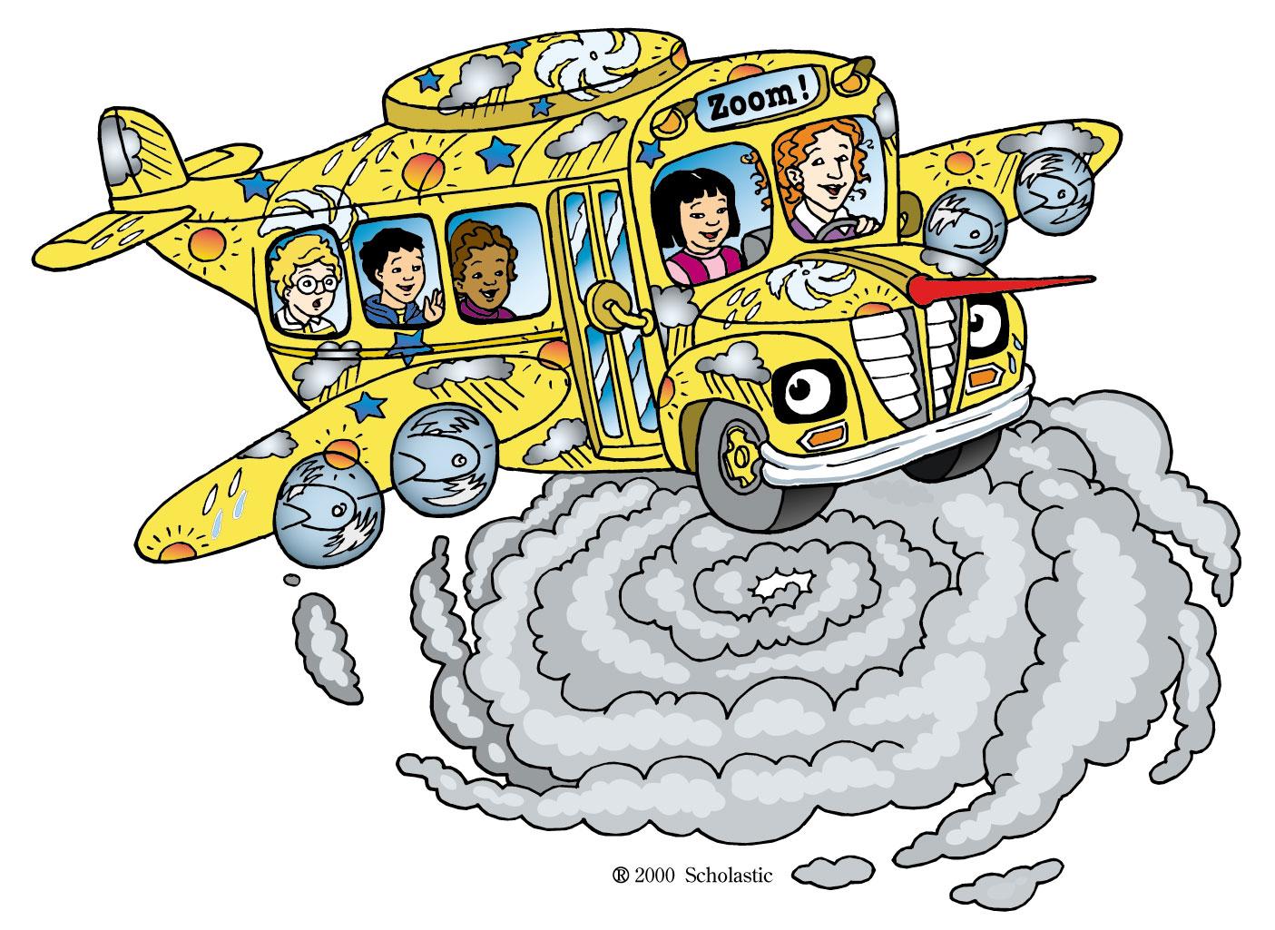 Blog 10 Educational Cartoons The Magic School Bus