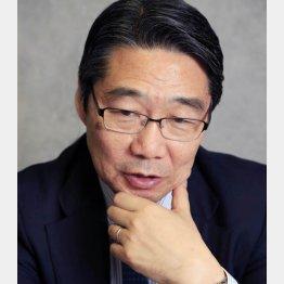 元文科次官の前川喜平氏(C)日刊ゲンダイ
