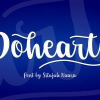 Dohearts Fonts