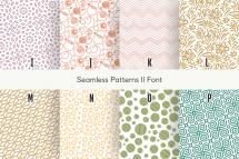 Seamless Pattern II Illustration_2