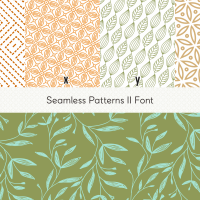Seamless Patterns II