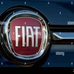 Fiat Logo High Resolution Stock Photography And Images Alamy