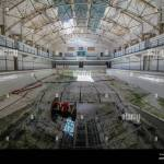 Derelict Pool High Resolution Stock Photography And Images Alamy