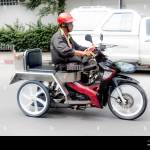 Modified Motorbike High Resolution Stock Photography And Images Alamy