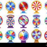 Spin Wheel Game High Resolution Stock Photography And Images Alamy