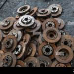 Brake Rotor High Resolution Stock Photography And Images Alamy