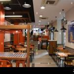 Burger King Interior High Resolution Stock Photography And Images Alamy