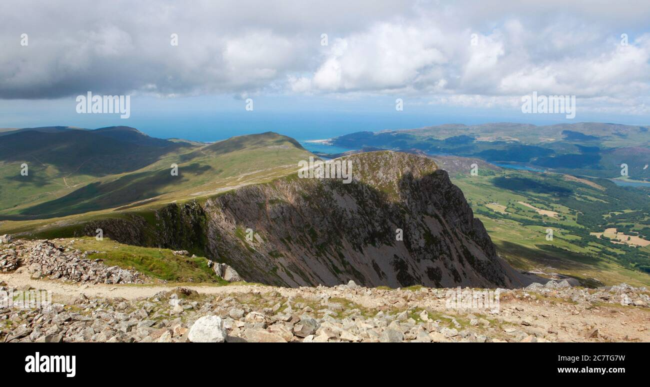 Cader idris can be walked from snowdonia snug. Pony Path High Resolution Stock Photography And Images Alamy
