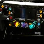 Mercedes F1 Steering Wheel High Resolution Stock Photography And Images Alamy
