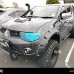 Mitsubishi Triton High Resolution Stock Photography And Images Alamy