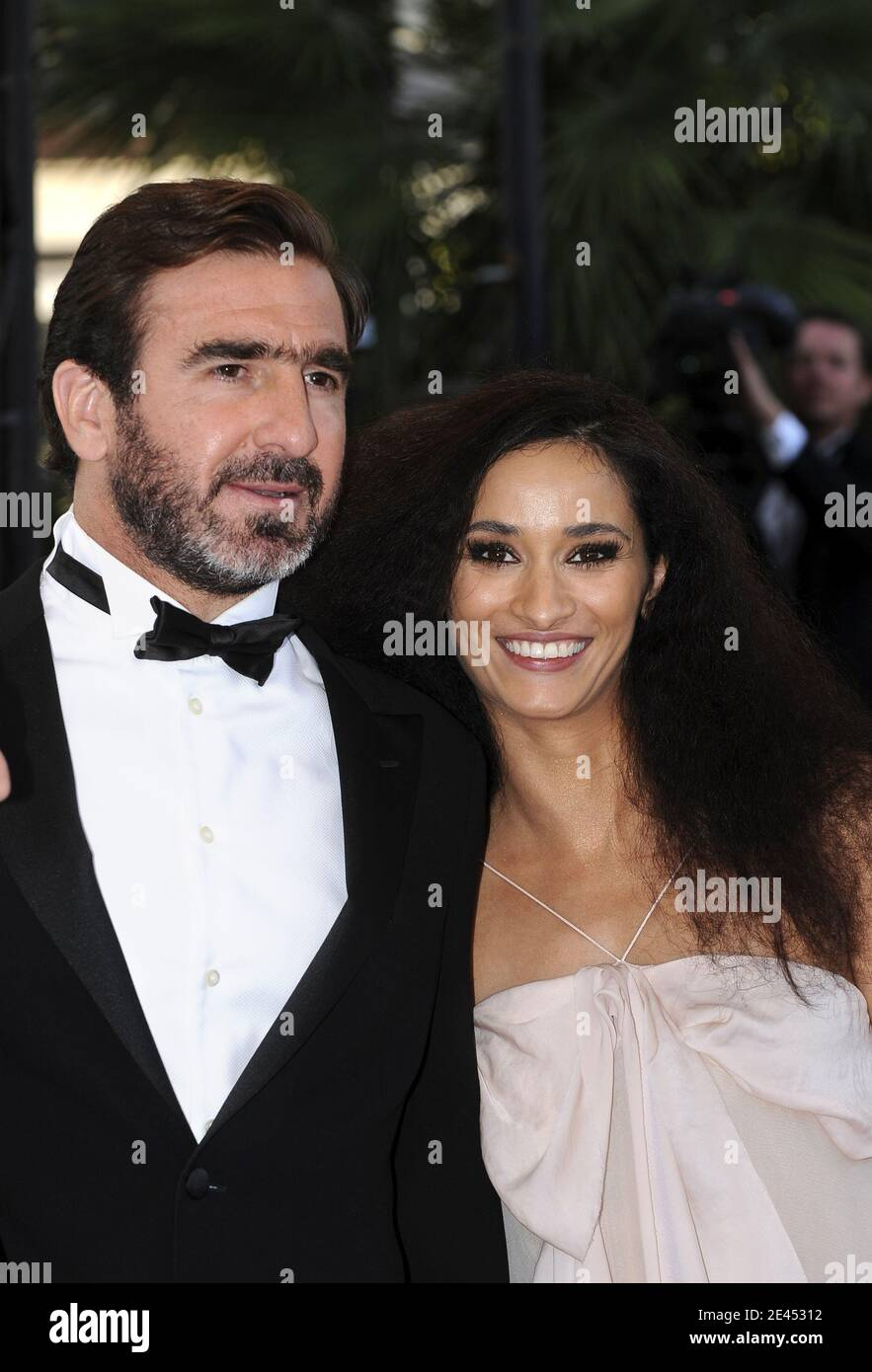 But what else do we know about his actress wife. Actor Eric Cantona And His Wife Rachida Brakni Arriving To The Screening Of Looking For Eric During The 62nd Cannes Film Festival At The Palais Des Festivals In Cannes France On May