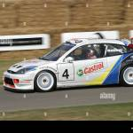 2003 Ford Focus Wrc At Goodwood Festival Of Speed Sussex Uk Stock Photo Alamy