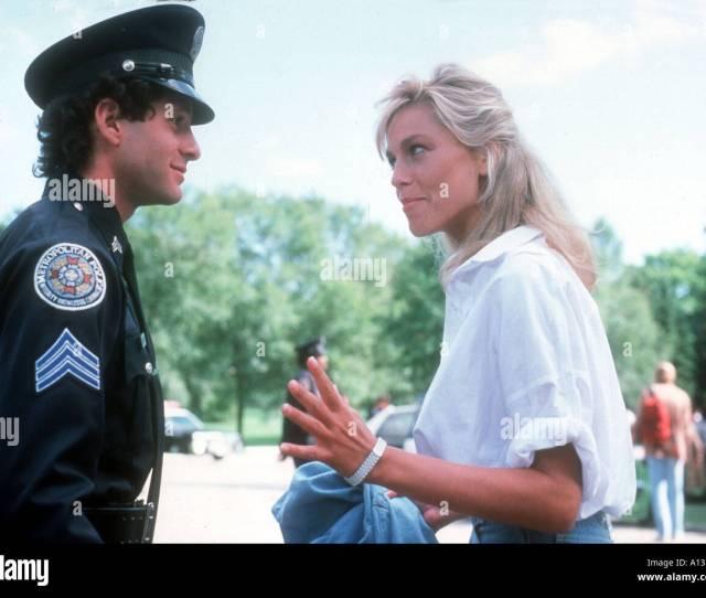Police Academy 3 Back In Training Year 1986 Director Jerry Paris Steve Guttenberg