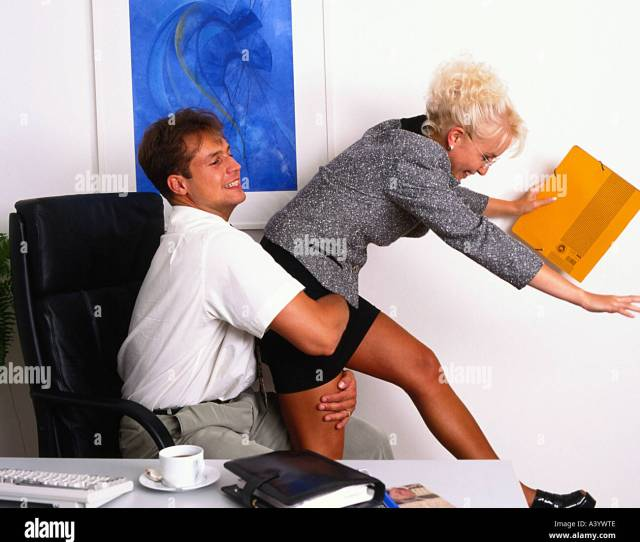 Couple In The Office Sex On Working Place
