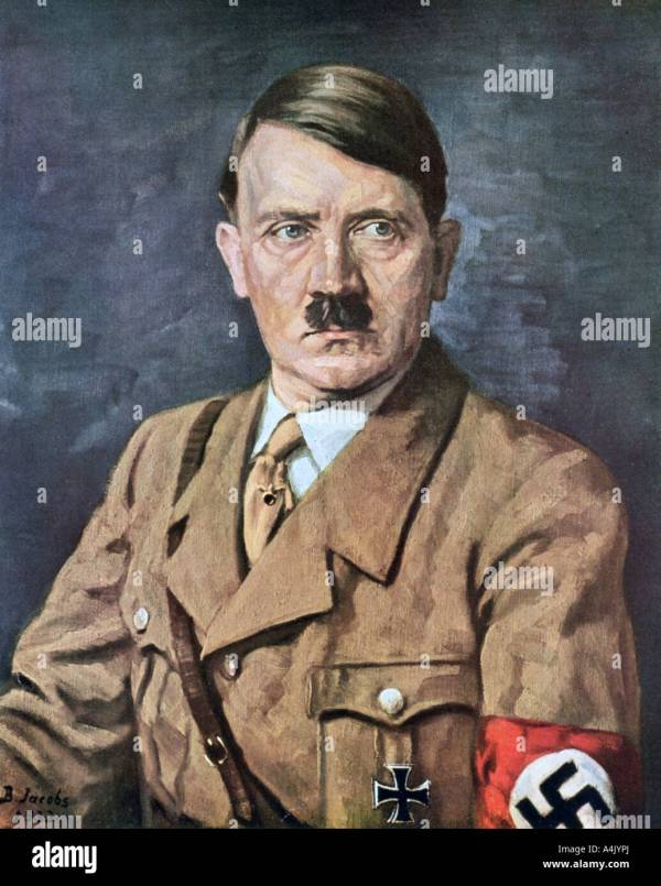 Adolf Hitler Colour Stock Photos Adolf Hitler Colour