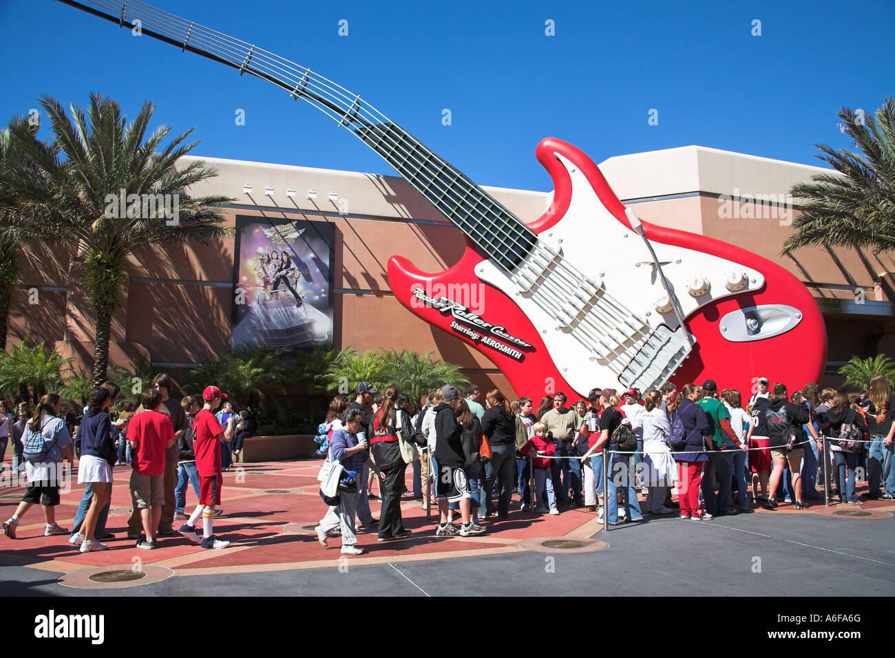 Hollywood Rides Disney Studios Florida