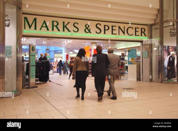 Marks And Spencers Interior Stock Photos & Marks And ...