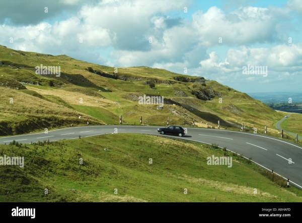 how to drive car or motor bike around a hairpin bend of a - HD1300×959