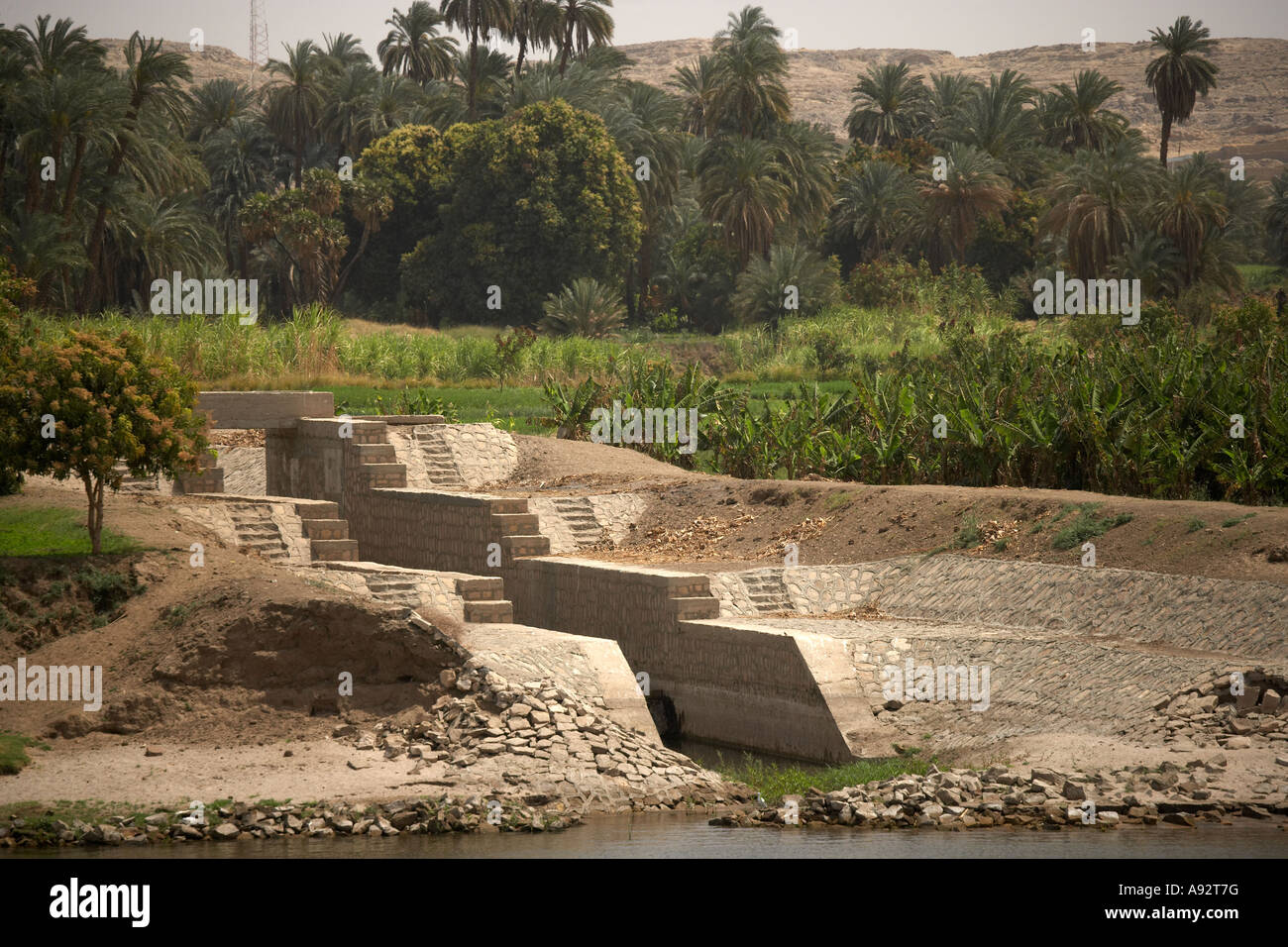 Egypt Nile Irrigation Stock Photos Amp Egypt Nile Irrigation Stock Images