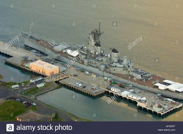 Battleship Missouri memorial Pearl Harbor Honolulu Oahu ...